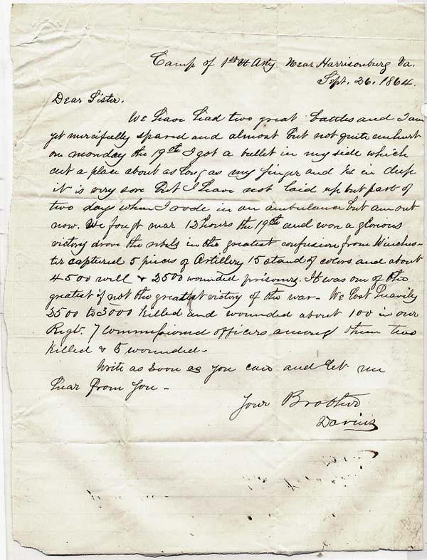 CivilWar.Letter