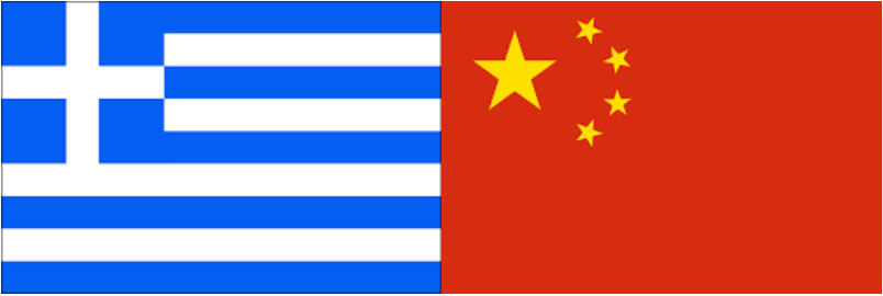 TwoFlags.Greece.China