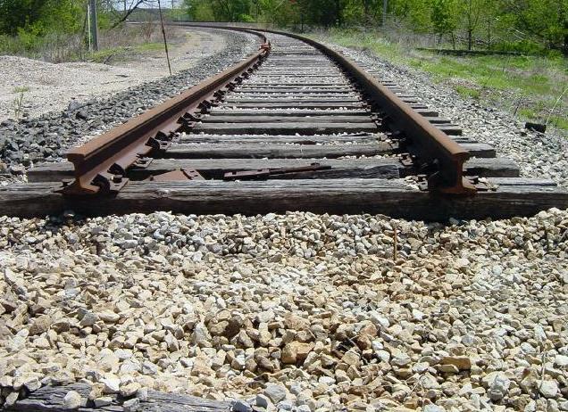 TrainRailsEnd